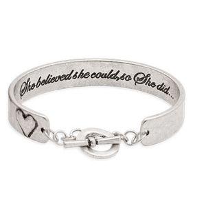 Women's Premier Design Inspirational Bracelet